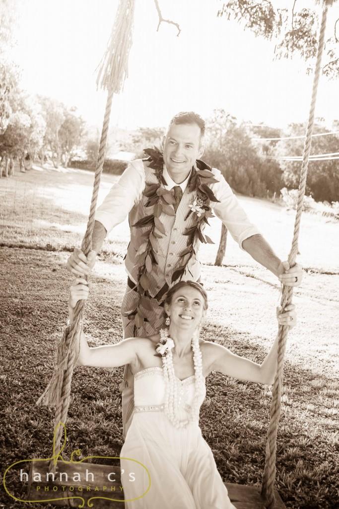 Big Island Wedding Bride and Groom Photographer