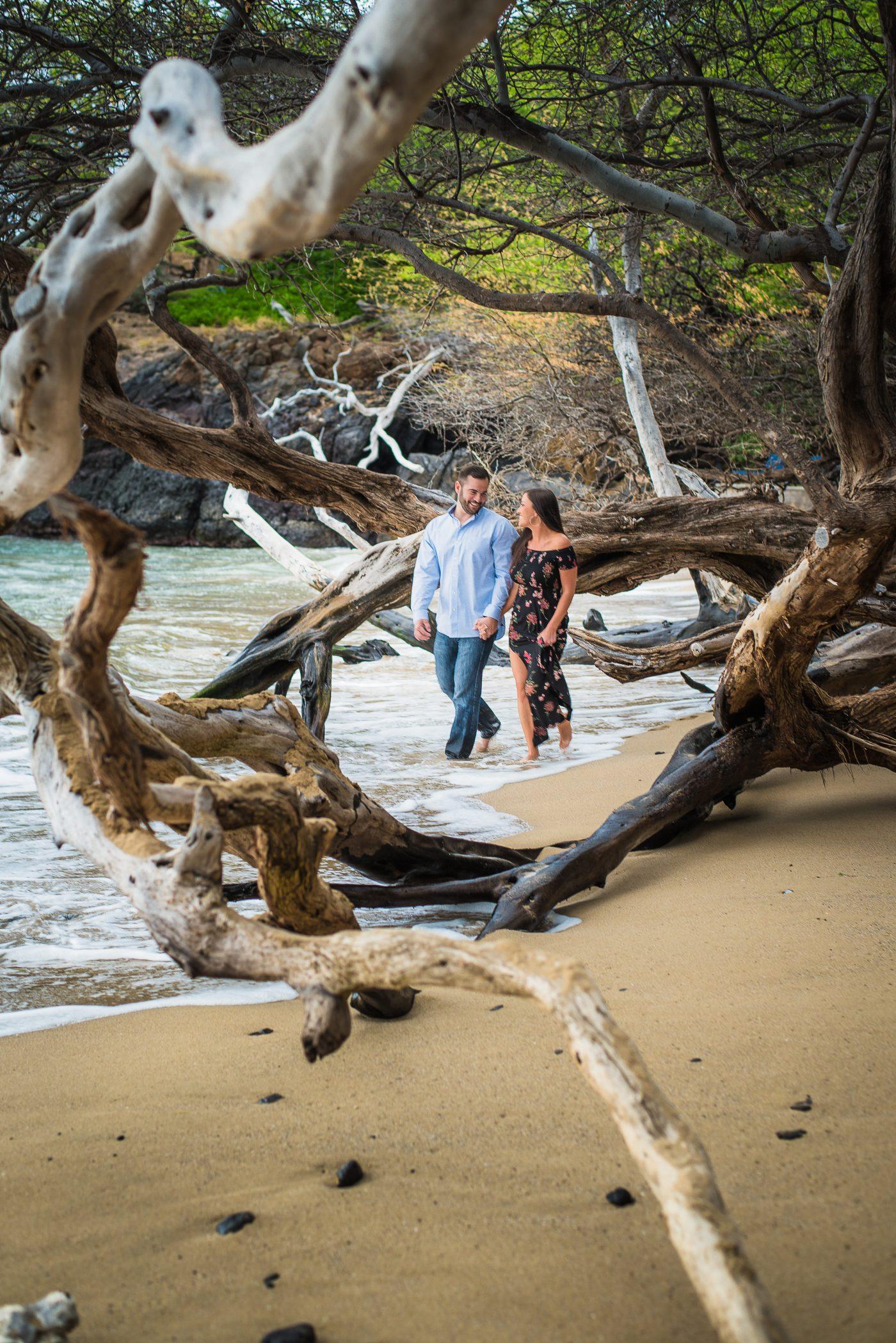 big island, engagement, beach, ocean, hawaii, Anaehoomalu bay